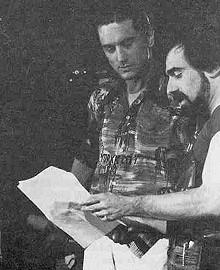Роберт Де Ниро и Мартин Скорсезе, НЬЮ-ЙОРК, НЬЮ-ЙОРК / NEW YORK, NEW YORK (1977)