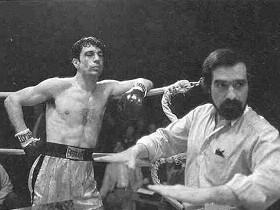 Роберт Де Ниро и Мартин Скорсезе, БЕШЕНЫЙ БЫК / RAGING BULL (1980)