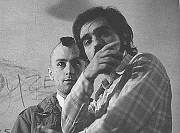 Роберт Де Ниро и Мартин Скорсезе, ТАКСИСТ / TAXI DRIVER (1976)