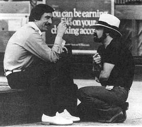 Роберт Де Ниро и Мартин Скорсезе, КОРОЛЬ КОМЕДИИ / THE KING OF COMEDY (1983)